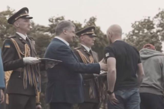 Ветеран «Азова» Толмачев назвал причину игнорирования президента Украины— Конфуз Порошенко