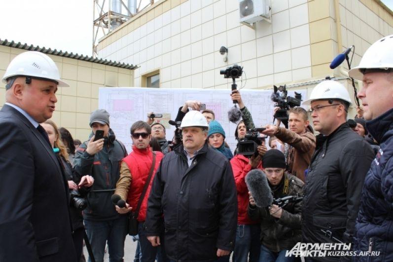 Цивилев сообщил, что основной собственник здания ТЦ уже передал городу строение на безвозмездной основе.