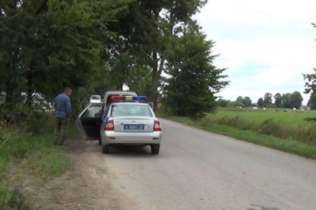 Под Полесском из-за пьяного водителя без прав погибли два пожилых пассажира.