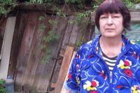 Ольга Каплевич: старые полуразвалившиеся деревянные сараи во дворе - рассадник крыс и заразы.