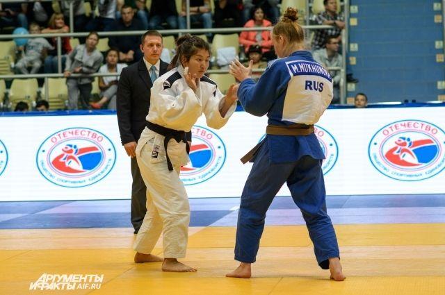 В Оренбурге завершился IX Кубок Европы по дзюдо