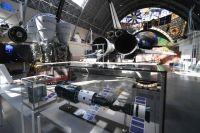 Павильон «Космос» снова открыт для посещения.