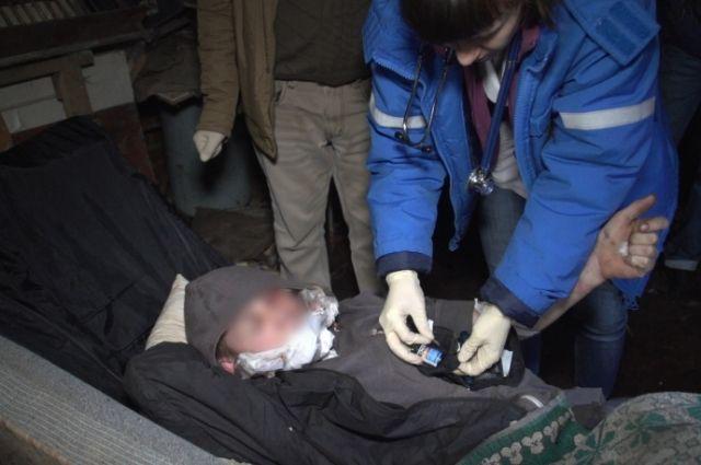 Похищенного жителя Балтийска били, пытаясь узнать нужную информацию. После освобождения ему потребовалась помощь медиков.