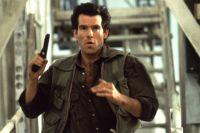 Пирс Броснан в роли Джеймса Бонда. 1995 г.
