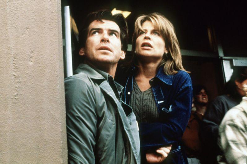 В 1997 году актре снялся в фильме-катастрофе Роджера Дональдсона «Пик Данте».