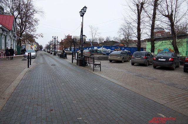 Пермская пока не пользуется спросом у жителей города.