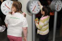 Каждый пятый ребёнок в стране имеет избыточный вес.