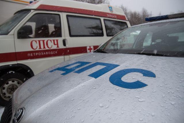 Два человека погибли на месте от полученных травм.