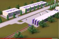 """Проект индустриального парка """"Югра"""""""