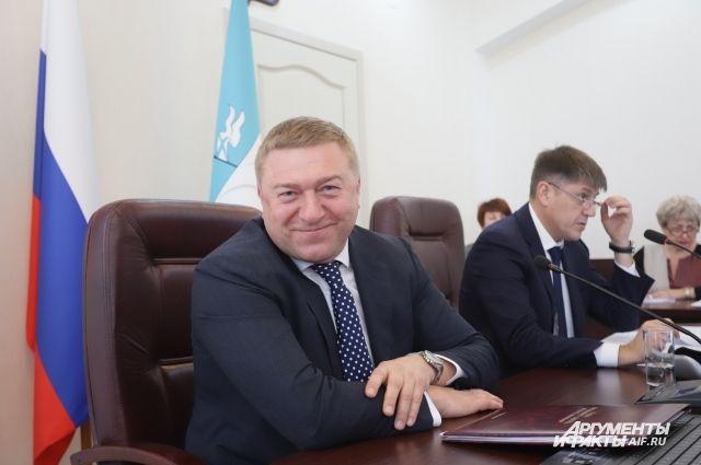 Александр Ярошук будет участвовать в праймериз по выборами в Госдуму.