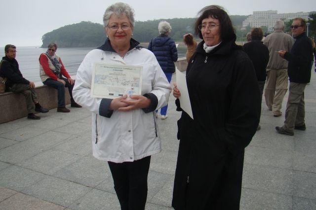 Туристам из Франции пришёлся по нраву Русский остров.
