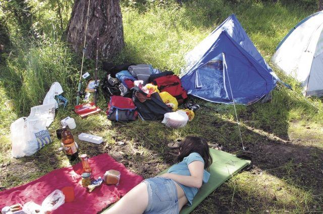 Если после похода в лес у вас появились симптомы, напоминающие простуду, а также ломота в суставах, высокая температура, тошнота, рвота, то стоит обратиться к врачу.