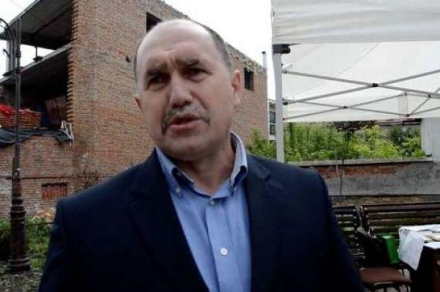 Голодовка мэра украинского города: подробности
