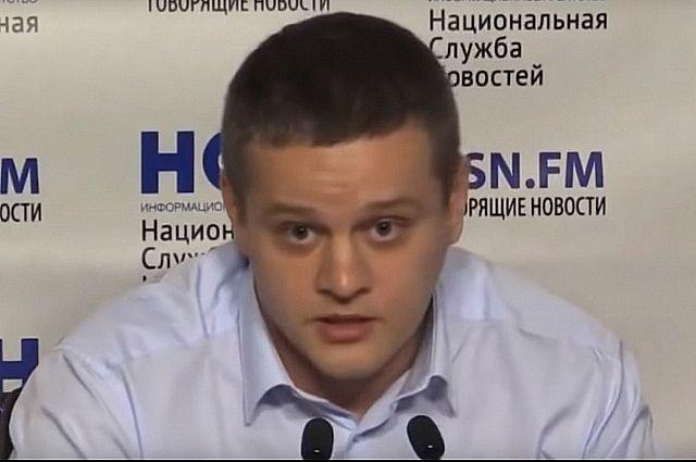 Игорь Востриков будет избираться в Совет народных депутатов Кузбасса.