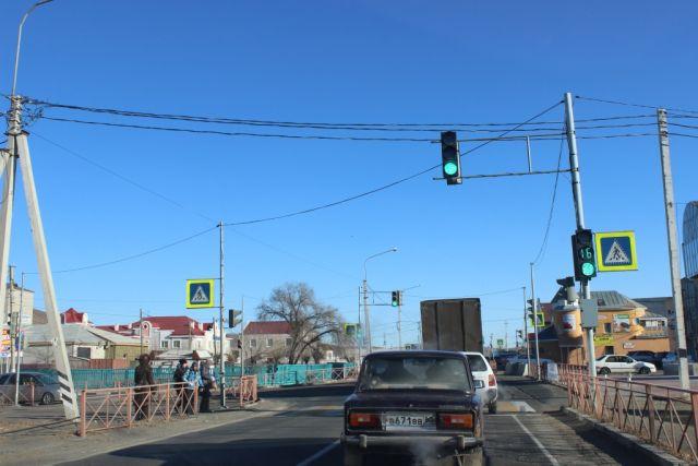 Агинские водители получат комфортный участок дороги
