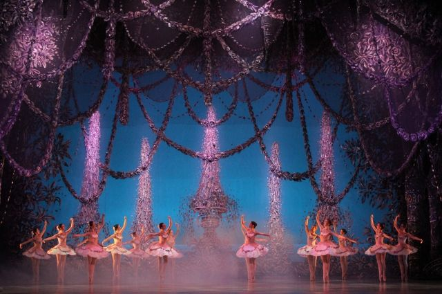 Учащиеся филиала участвуют во взрослых постановках театров.