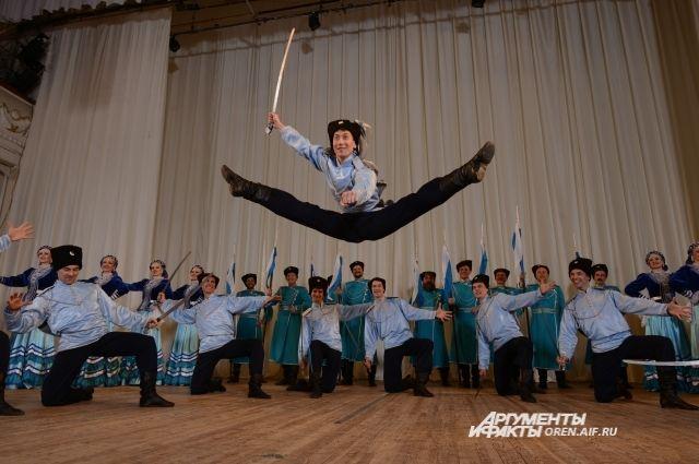 Оренбургская филармония готовит для оренбуржцев яркие встречи.