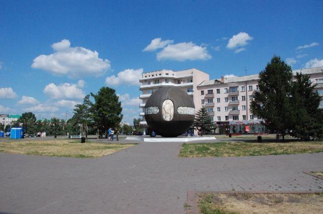 Лето в Омске