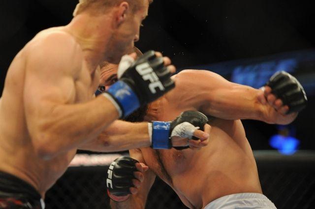 1-ый  вистории турнир UFC в РФ  состоится в российской столице  15сентября