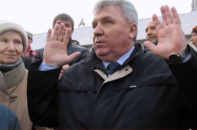 Сергей Панчин сложил полномочия главы города, но сдаваться не намерен и из политики навряд ли уйдёт.