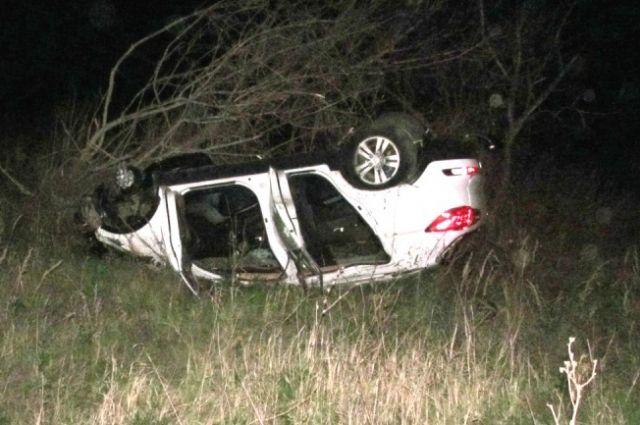 В Гайском округе в ДТП с Kia Sportage погибли два человека.