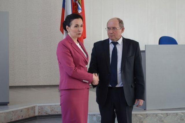Мэром Бугуруслана остался действующий глава города Владимир Бэр.