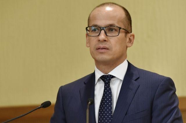 Александр Бречалов рассказал, что идёт эвакуация жителей.