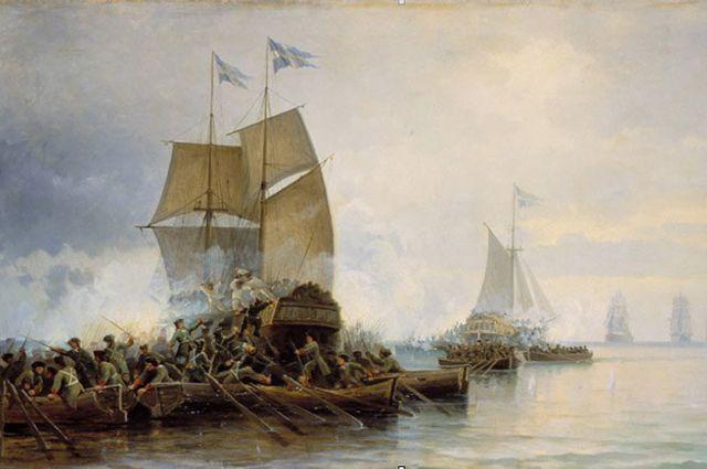 «Небываемое бывает». Как русские «москиты» наказывали шведский флот - Real estate