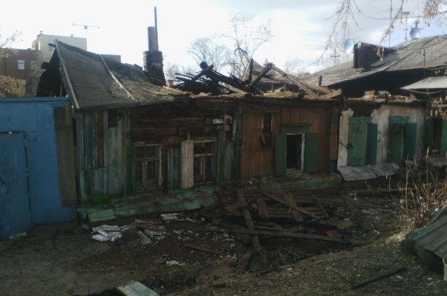 В Омске и области за сутки произошло восемь пожаров.