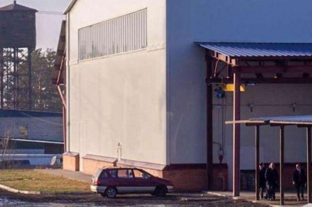 Завод в ожидании повторного открытия