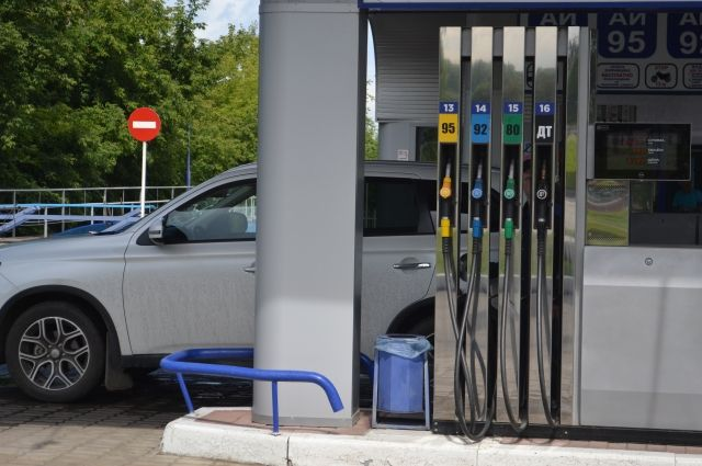Бензин дорожает, зато всегда в наличии.