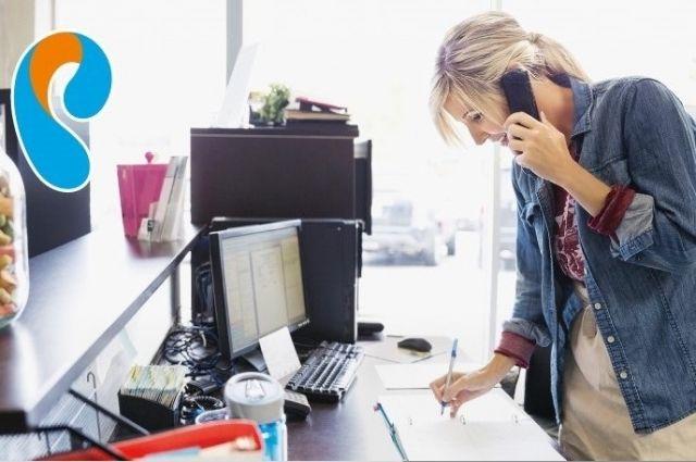 Во время делового общения состоится презентация сервисов от «Ростелекома».