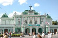 Старейший омский театр любим горожанами.