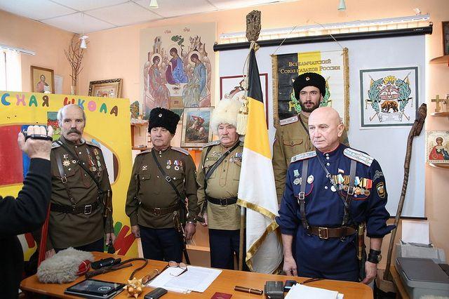 «Союз казаков России - наша «альма-матер».