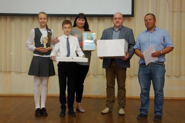Победителем «Эко Марафона» стала школа № 6 с УИП Калининграда.