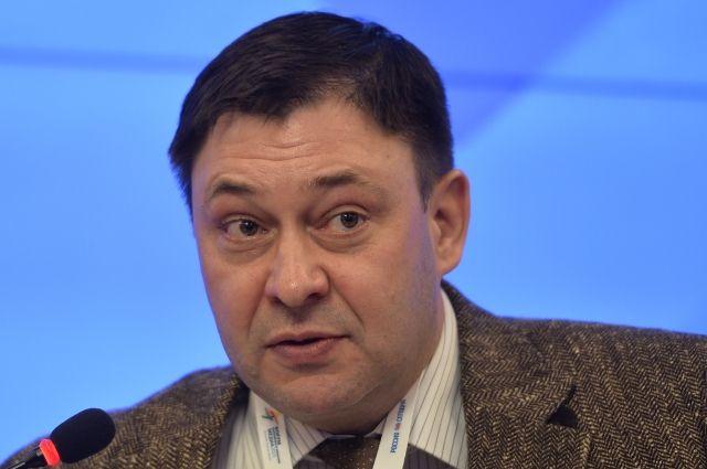 Госдума требует немедленно освободить Вышинского