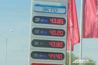 Цены на бензин в Оренбурге растут практически еженедельно.