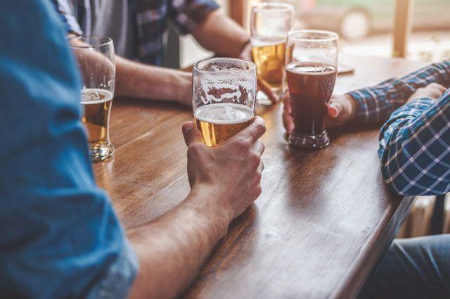 С пеной у рта. Немного пива полезно для сердца, а много — вредно для печени - Real estate