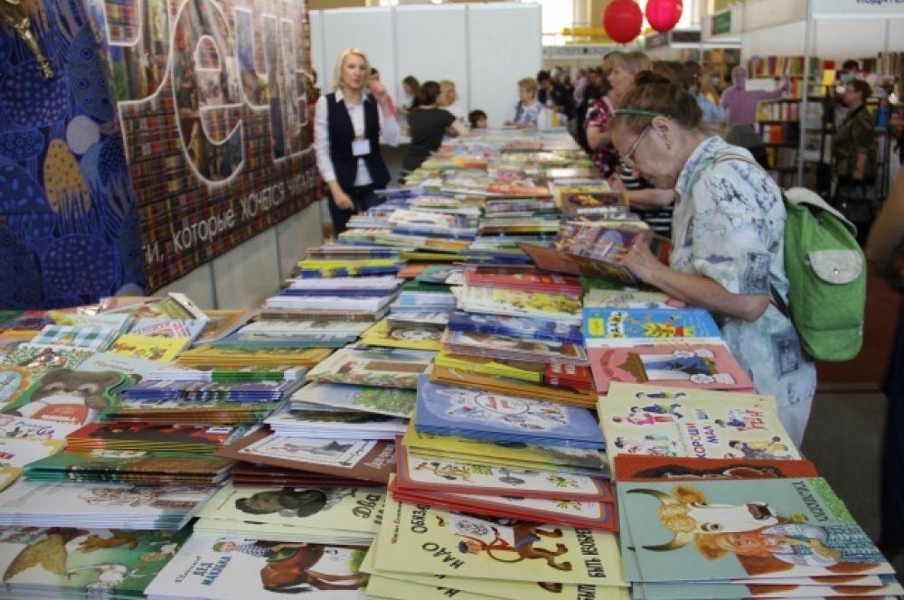 В Петербурге выпущено более 17,5 миллионов экземпляров книг
