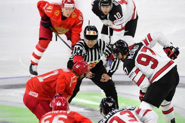 Сборная России проиграла Канаде и осталась без медалей на ЧМ по хоккею