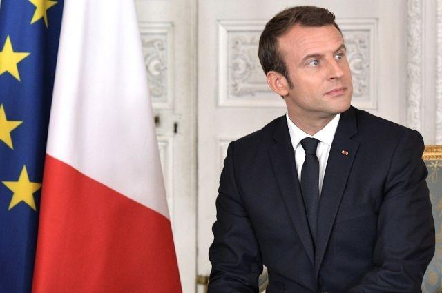 Приоритеты Франции в Иране лежат не в коммерческой области - Макрон