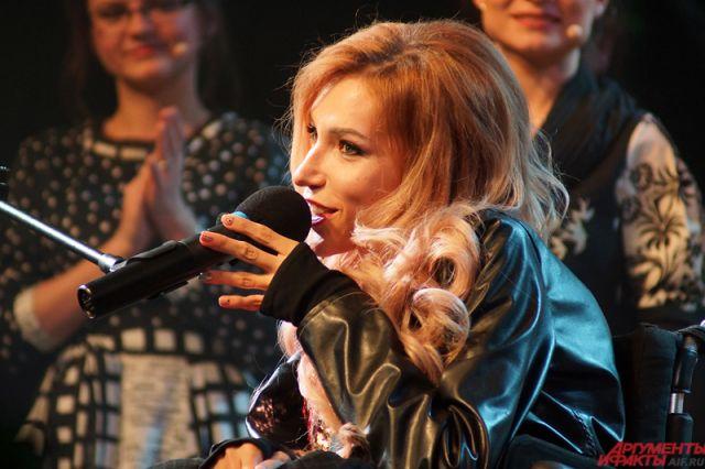Самойлова объяснила волнением свое неудачное выступление на «Евровидении»