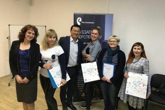 Участники конкурса СМИ на Камчатке.
