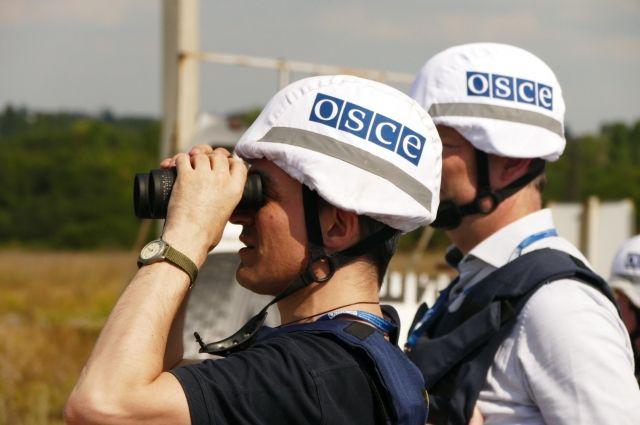 ОБСЕ сообщила о взрывах и стрельбе около Донецкой фильтровальной станции