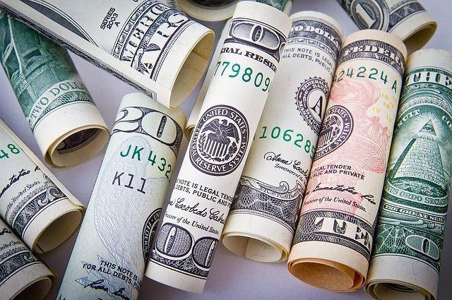 Курс евро впервый раз с9апреля опустился ниже 73 руб.