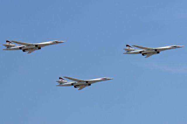 Российская Федерация защитит Арктику при помощи сверхзвуковых ракетоносцев Ту-160