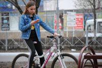 Погода помешала ямальцам приехать на работу на велосипеде
