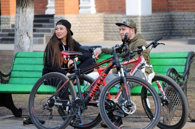 Пуровчане на велосипедах проедут 44 км