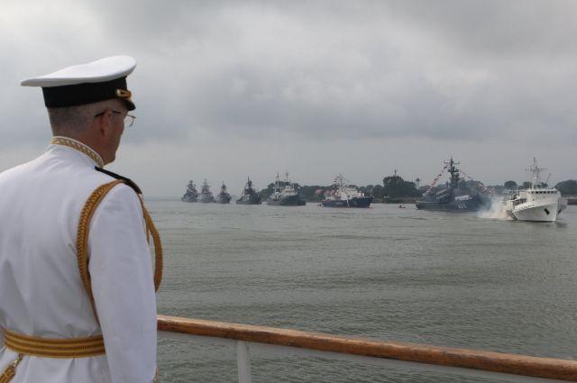 День балтийского флота празднуется 18мая