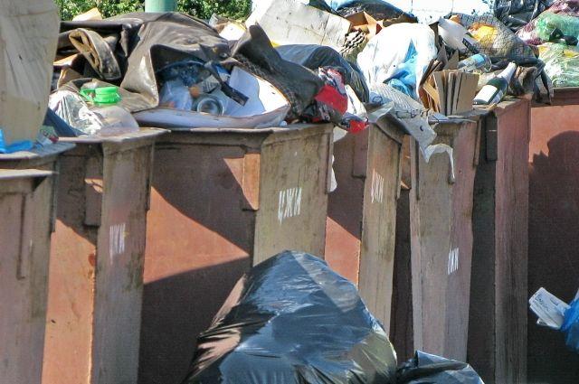 Чиновники из Багратионовска извинились перед жителями за невывезенный мусор.